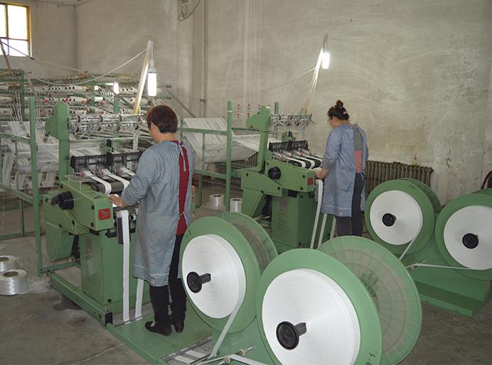 吊围袋生产设备